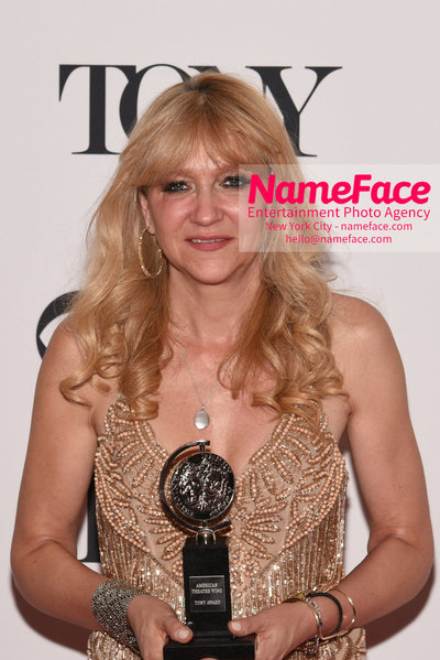 Tony Awards 2018 - Winners Sonia Friedman - NameFace Photo Agency New York City - hello@nameface.com - nameface.com - Photo by Daniela Kirsch
