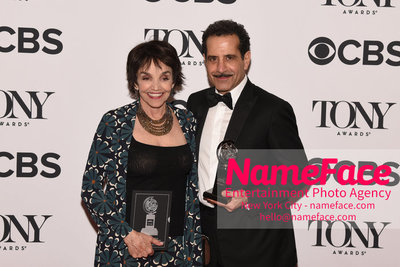 Tony Awards 2018 - Winners Tony Shalhoub - NameFace Photo Agency New York City - hello@nameface.com - nameface.com - Photo by Daniela Kirsch