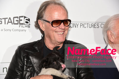 The Cinema Society with Hard Rock Hotel & Casino Atlantic City host a screening of Sony Pictures Classics Boundaries Peter Fonda - NameFace Photo Agency New York City - hello@nameface.com - nameface.com - Photo by Daniela Kirsch