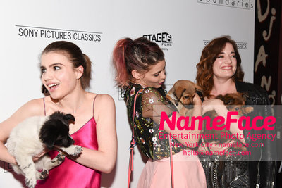 The Cinema Society with Hard Rock Hotel & Casino Atlantic City host a screening of Sony Pictures Classics Boundaries Sami Gayle and Laura Michelle Kelly - NameFace Photo Agency New York City - hello@nameface.com - nameface.com - Photo by Daniela Kirsch