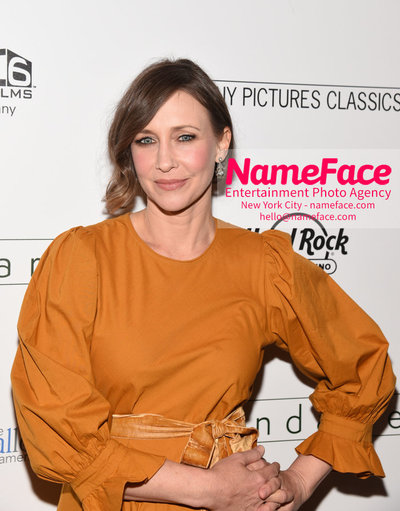 The Cinema Society with Hard Rock Hotel & Casino Atlantic City host a screening of Sony Pictures Classics Boundaries Vera Farmiga - NameFace Photo Agency New York City - hello@nameface.com - nameface.com - Photo by Daniela Kirsch