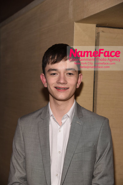 The Cinema Society with Hard Rock Hotel & Casino Atlantic City host a screening of Sony Pictures Classics Boundaries - After Party Lewis MacDougall - NameFace Photo Agency New York City - hello@nameface.com - nameface.com - Photo by Daniela Kirsch