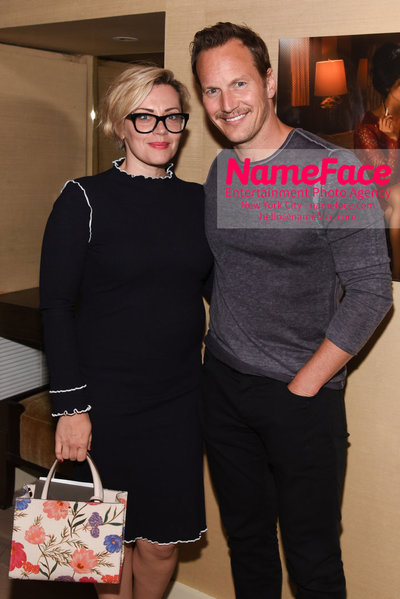 The Cinema Society with Hard Rock Hotel & Casino Atlantic City host a screening of Sony Pictures Classics Boundaries - After Party Patrick Wilson - NameFace Photo Agency New York City - hello@nameface.com - nameface.com - Photo by Daniela Kirsch