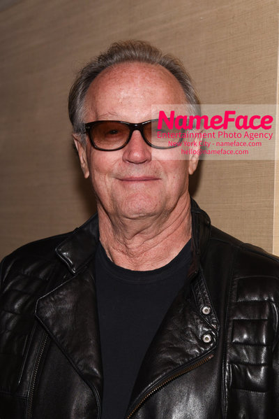 The Cinema Society with Hard Rock Hotel & Casino Atlantic City host a screening of Sony Pictures Classics Boundaries - After Party Peter Fonda - NameFace Photo Agency New York City - hello@nameface.com - nameface.com - Photo by Daniela Kirsch