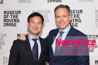 The Museum Of The Moving Image Annual Benefit Dexter Goei and Jake Tapper - NameFace Photo Agency New York City - hello@nameface.com - nameface.com - Photo by Daniela Kirsch