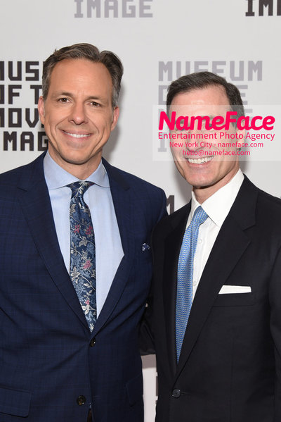 The Museum Of The Moving Image Annual Benefit Jake Tapper and Ivan Lustig - NameFace Photo Agency New York City - hello@nameface.com - nameface.com - Photo by Daniela Kirsch
