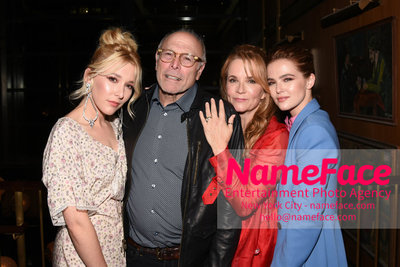 MarVista Entertainment & Parkside Pictures With The Cinema Society Host A Screening Of The Year Of Spectacular Men - After Party Madelyn Deutch, Howard Deutch, Lea Thompson and Zoey Deutch - NameFace Photo Agency New York City - hello@nameface.com - nameface.com - Photo by Daniela Kirsch