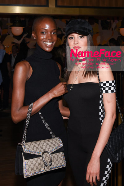 MarVista Entertainment & Parkside Pictures With The Cinema Society Host A Screening Of The Year Of Spectacular Men - After Party Madisin Rian and Guest - NameFace Photo Agency New York City - hello@nameface.com - nameface.com - Photo by Daniela Kirsch
