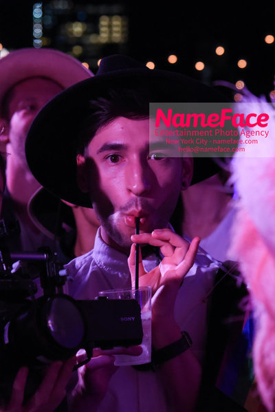 The Hat Party, Presented by Friends of the High Line Guest - NameFace Photo Agency New York City - hello@nameface.com - nameface.com - Photo by Daniela Kirsch