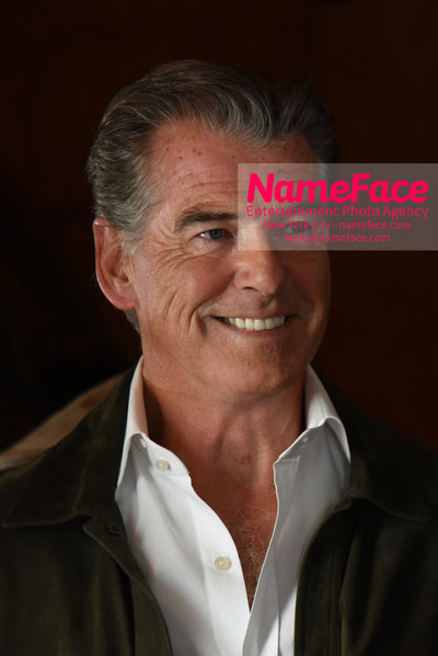 The Screening Of POISONING PARADISE At The SOHO International Film Festival Pierce Brosnan - NameFace Photo Agency New York City - hello@nameface.com - nameface.com - Photo by Daniela Kirsch
