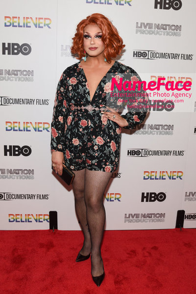 HBO Believer Documentary New York Premiere Alexis Michelle - NameFace Photo Agency New York City - hello@nameface.com - nameface.com - Photo by Daniela Kirsch