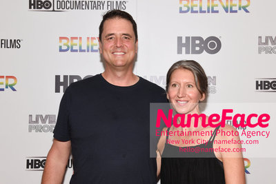 HBO Believer Documentary New York Premiere John Dehlin and Margi Weber Dehlin - NameFace Photo Agency New York City - hello@nameface.com - nameface.com - Photo by Daniela Kirsch