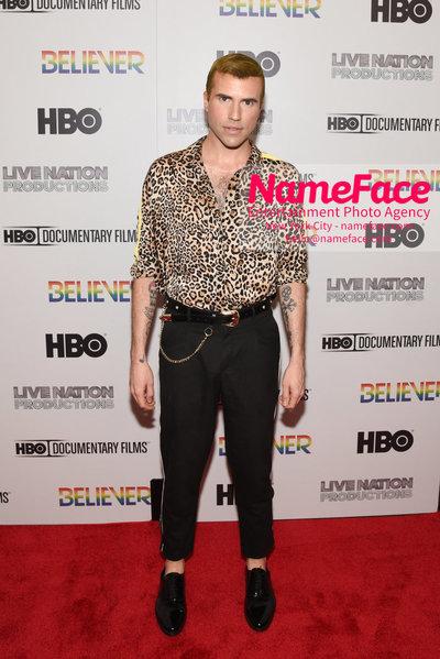 HBO Believer Documentary New York Premiere Tyler Glenn - NameFace Photo Agency New York City - hello@nameface.com - nameface.com - Photo by Daniela Kirsch