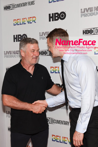 HBO Believer Documentary New York Premiere Alec Baldwin and Dan Reynolds - NameFace Photo Agency New York City - hello@nameface.com - nameface.com - Photo by Daniela Kirsch