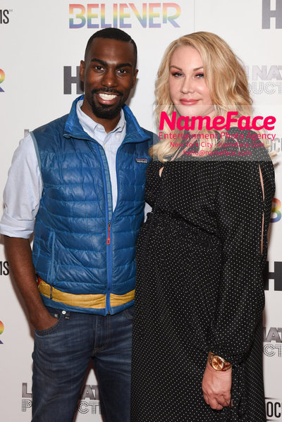 HBO Believer Documentary New York Premiere DeRay Mckesson and Heather Parry - NameFace Photo Agency New York City - hello@nameface.com - nameface.com - Photo by Daniela Kirsch