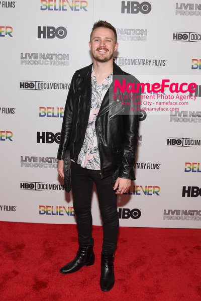 HBO Believer Documentary New York Premiere Lance Lowry - NameFace Photo Agency New York City - hello@nameface.com - nameface.com - Photo by Daniela Kirsch