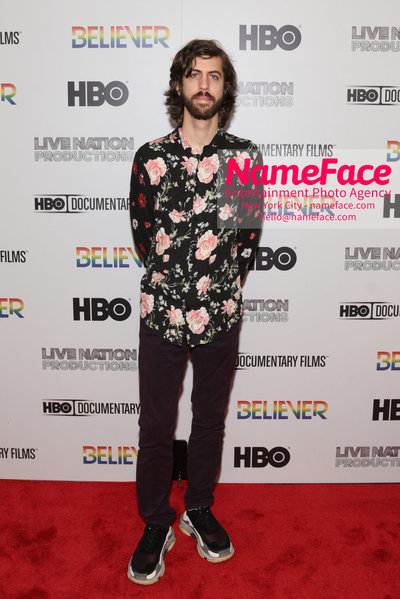 HBO Believer Documentary New York Premiere Wayne Sermon - NameFace Photo Agency New York City - hello@nameface.com - nameface.com - Photo by Daniela Kirsch