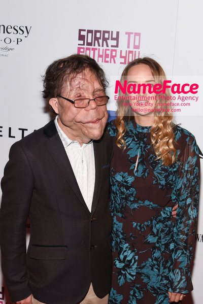 10th Annual BAMcinemaFest Opening Night Premiere Of Sorry To Bother You Adam Pearson and Jess Weixler - NameFace Photo Agency New York City - hello@nameface.com - nameface.com - Photo by Daniela Kirsch