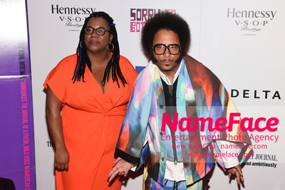 10th Annual BAMcinemaFest Opening Night Premiere Of Sorry To Bother You Gina Duncan and Boots Riley - NameFace Photo Agency New York City - hello@nameface.com - nameface.com - Photo by Daniela Kirsch