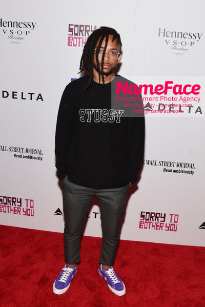 10th Annual BAMcinemaFest Opening Night Premiere Of Sorry To Bother You Khary Durgans - NameFace Photo Agency New York City - hello@nameface.com - nameface.com - Photo by Daniela Kirsch