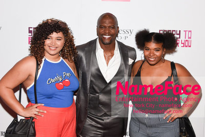 10th Annual BAMcinemaFest Opening Night Premiere Of Sorry To Bother You Tera Crews, Terry Crews and Wynfrey Crews - NameFace Photo Agency New York City - hello@nameface.com - nameface.com - Photo by Daniela Kirsch