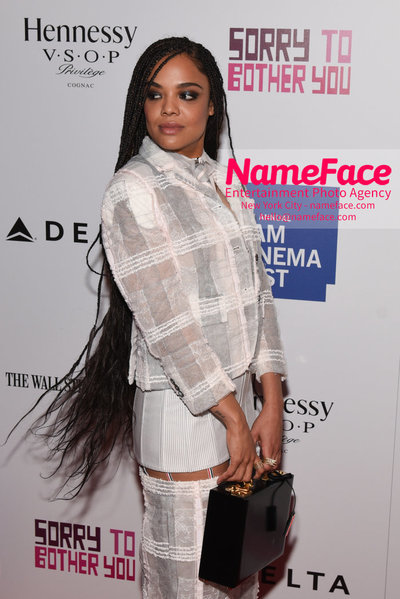 10th Annual BAMcinemaFest Opening Night Premiere Of Sorry To Bother You Tessa Thompson - NameFace Photo Agency New York City - hello@nameface.com - nameface.com - Photo by Daniela Kirsch