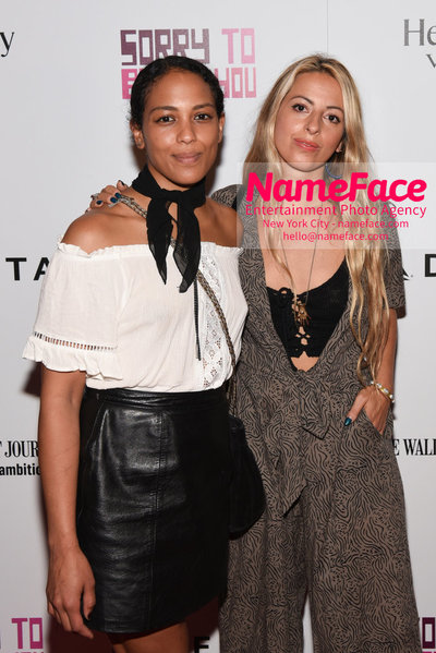 10th Annual BAMcinemaFest Opening Night Premiere Of Sorry To Bother You Alia Shawkat and Crystal Moselle - NameFace Photo Agency New York City - hello@nameface.com - nameface.com - Photo by Daniela Kirsch