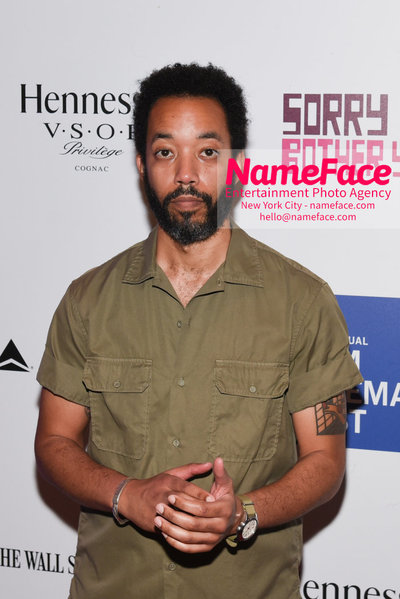 10th Annual BAMcinemaFest Opening Night Premiere Of Sorry To Bother You Wyatt Cenac - NameFace Photo Agency New York City - hello@nameface.com - nameface.com - Photo by Daniela Kirsch