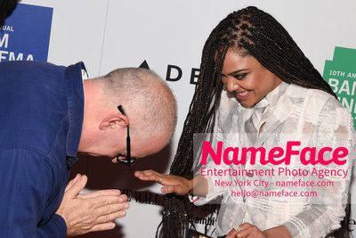 10th Annual BAMcinemaFest Opening Night Premiere Of Sorry To Bother You James Schamus and Tessa Thompson - NameFace Photo Agency New York City - hello@nameface.com - nameface.com - Photo by Daniela Kirsch