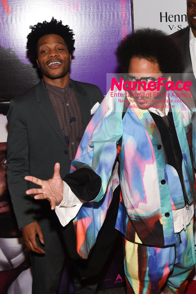 10th Annual BAMcinemaFest Opening Night Premiere Of Sorry To Bother You Jermaine Fowler and Boots Riley - NameFace Photo Agency New York City - hello@nameface.com - nameface.com - Photo by Daniela Kirsch