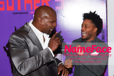 10th Annual BAMcinemaFest Opening Night Premiere Of Sorry To Bother You Jermaine Fowler and Terry Crews - NameFace Photo Agency New York City - hello@nameface.com - nameface.com - Photo by Daniela Kirsch