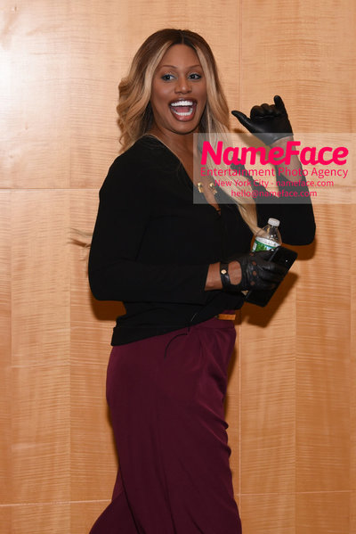 Screening of the documentary Free CeCe! - Transgender Rights and Racial Justice - LGBTQ Pride Month Laverne Cox - NameFace Photo Agency New York City - hello@nameface.com - nameface.com - Photo by Daniela Kirsch
