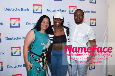 Screening of the documentary Free CeCe! - Transgender Rights and Racial Justice - LGBTQ Pride Month Jacqueline Gares, CeCe McDonald and Tiq Milan - NameFace Photo Agency New York City - hello@nameface.com - nameface.com - Photo by Daniela Kirsch