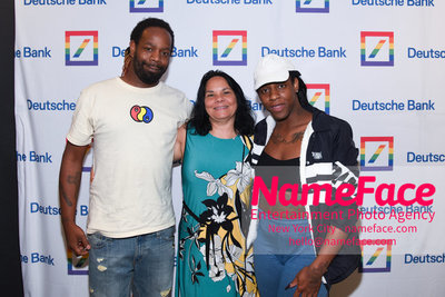 Screening of the documentary Free CeCe! - Transgender Rights and Racial Justice - LGBTQ Pride Month Larry Thomas, Jacqueline Gares and CeCe McDonald - NameFace Photo Agency New York City - hello@nameface.com - nameface.com - Photo by Daniela Kirsch