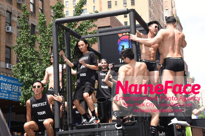 The 49th Annual NYC Pride March Alexander Wang - NameFace Photo Agency New York City - hello@nameface.com - nameface.com - Photo by Daniela Kirsch