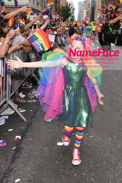The 49th Annual NYC Pride March Desmond - NameFace Photo Agency New York City - hello@nameface.com - nameface.com - Photo by Daniela Kirsch
