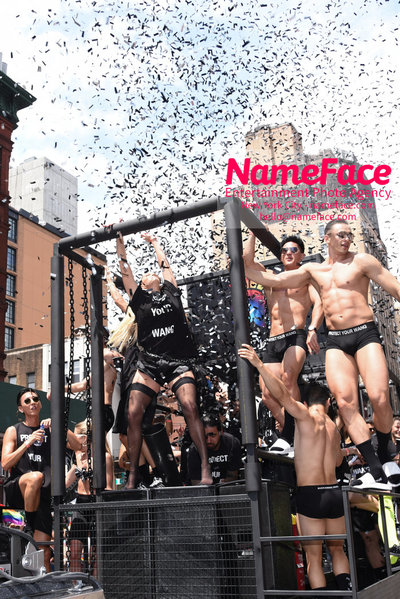 The 49th Annual NYC Pride March Erika Jayne - NameFace Photo Agency New York City - hello@nameface.com - nameface.com - Photo by Daniela Kirsch