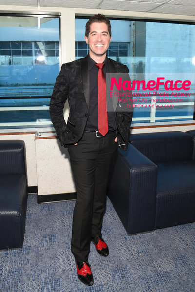 Fran Dreschers Cabaret Cruise Dinner Cancer Schmancer Will Nunziata - NameFace Photo Agency New York City - hello@nameface.com - nameface.com - Photo by Daniela Kirsch