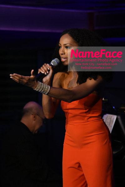 Fran Dreschers Cabaret Cruise Dinner Cancer Schmancer Christiani Pitts - NameFace Photo Agency New York City - hello@nameface.com - nameface.com - Photo by Daniela Kirsch
