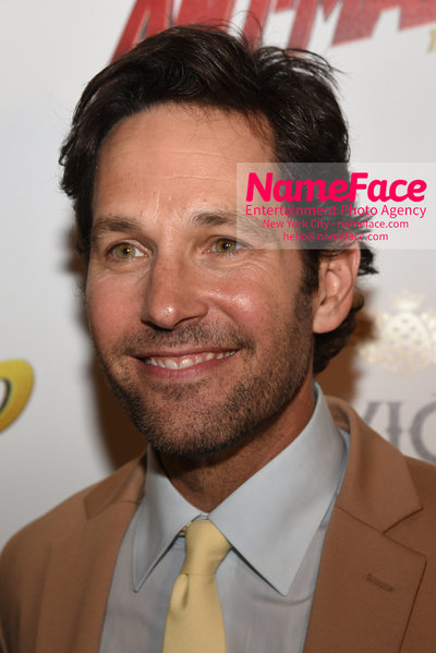 The Cinema Society with Synchrony and Avion host a screening of Marvel Studios Ant-Man and the Wasp Paul Rudd - NameFace Photo Agency New York City - hello@nameface.com - nameface.com - Photo by Daniela Kirsch
