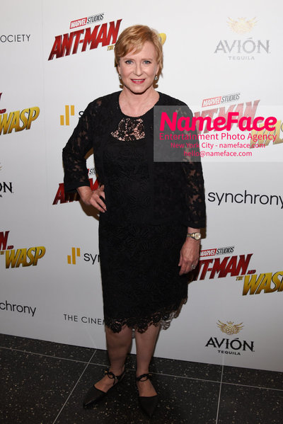 The Cinema Society with Synchrony and Avion host a screening of Marvel Studios Ant-Man and the Wasp Eve Plumb - NameFace Photo Agency New York City - hello@nameface.com - nameface.com - Photo by Daniela Kirsch