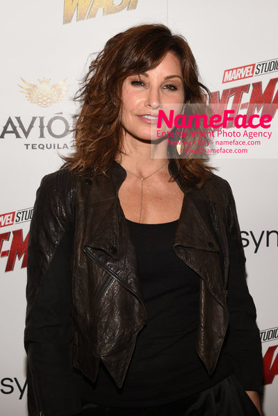 The Cinema Society with Synchrony and Avion host a screening of Marvel Studios Ant-Man and the Wasp Gina Gershon - NameFace Photo Agency New York City - hello@nameface.com - nameface.com - Photo by Daniela Kirsch