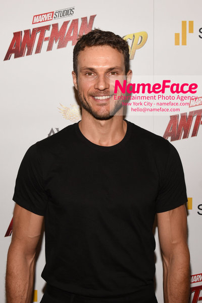 The Cinema Society with Synchrony and Avion host a screening of Marvel Studios Ant-Man and the Wasp Ryan Cooper - NameFace Photo Agency New York City - hello@nameface.com - nameface.com - Photo by Daniela Kirsch