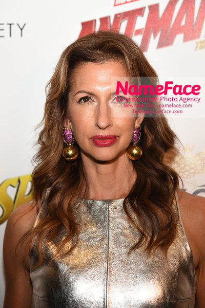 The Cinema Society with Synchrony and Avion host a screening of Marvel Studios Ant-Man and the Wasp Alysia Reiner - NameFace Photo Agency New York City - hello@nameface.com - nameface.com - Photo by Daniela Kirsch