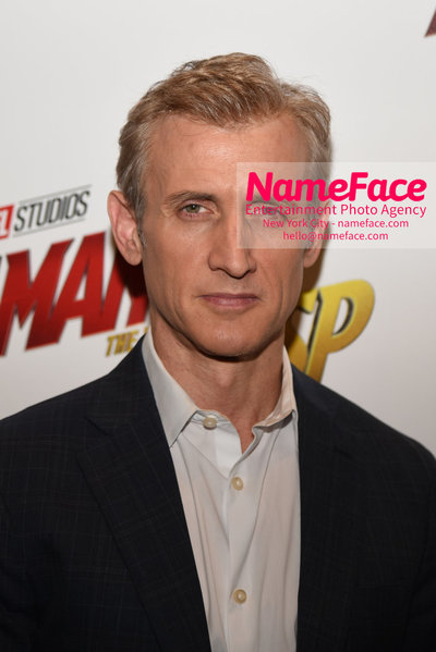 The Cinema Society with Synchrony and Avion host a screening of Marvel Studios Ant-Man and the Wasp Dan Abrams - NameFace Photo Agency New York City - hello@nameface.com - nameface.com - Photo by Daniela Kirsch