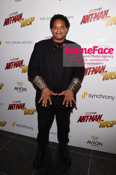 The Cinema Society with Synchrony and Avion host a screening of Marvel Studios Ant-Man and the Wasp Eric Lewis - NameFace Photo Agency New York City - hello@nameface.com - nameface.com - Photo by Daniela Kirsch
