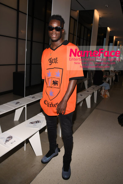 ALESSANDRO TRINCONE SS19 Runway Show - Mens NYFW - Front Row Thutmose - NameFace Photo Agency New York City - hello@nameface.com - nameface.com - Photo by Daniela Kirsch