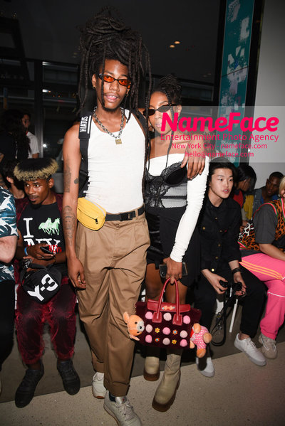 LANDLORD Spring/Summer 2019 RUNWAY SHOW - Mens NYFW - Front Row Jorge Wright - NameFace Photo Agency New York City - hello@nameface.com - nameface.com - Photo by Daniela Kirsch
