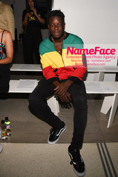 LANDLORD Spring/Summer 2019 RUNWAY SHOW - Mens NYFW - Front Row Thutmose - NameFace Photo Agency New York City - hello@nameface.com - nameface.com - Photo by Daniela Kirsch