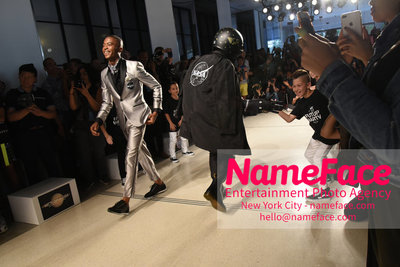 Nick Graham Runway Show SS19 - Mens NYFW - Front Row and Show Atmosphere - NameFace Photo Agency New York City - hello@nameface.com - nameface.com - Photo by Daniela Kirsch